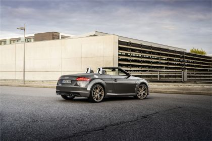 2021 Audi TTS roadster bronze selection 13
