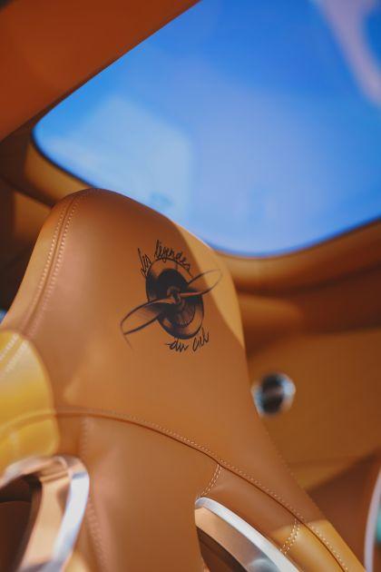 2021 Bugatti Chiron Sport Les Légendes du Ciel 17