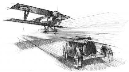 2021 Bugatti Chiron Sport Les Légendes du Ciel 21