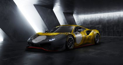 2021 Ferrari 488 GT Modificata 1