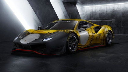 2021 Ferrari 488 GT Modificata 2