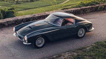 1960 Ferrari 250 GT SWB Competizione 9