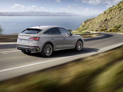 2021 Audi SQ5 Sportback TDI 8