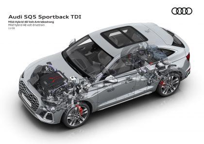2021 Audi SQ5 Sportback TDI 10