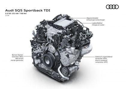 2021 Audi SQ5 Sportback TDI 20