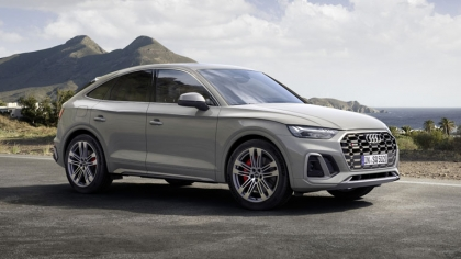 2021 Audi SQ5 Sportback TDI 9