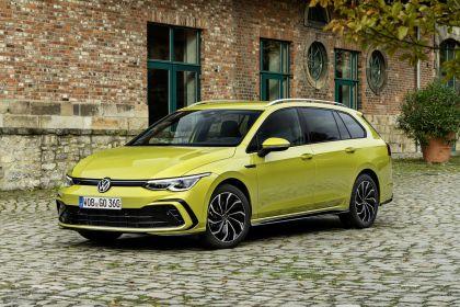 2021 Volkswagen Golf ( VIII ) Variant 1