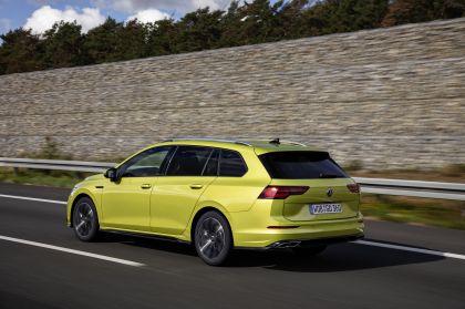 2021 Volkswagen Golf ( VIII ) Variant 5