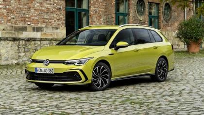 2021 Volkswagen Golf ( VIII ) Variant 4