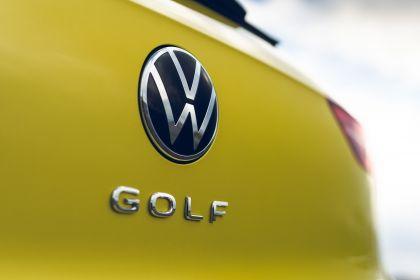 2021 Volkswagen Golf ( VIII ) R-Line - UK version 45