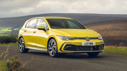 2021 Volkswagen Golf ( VIII ) R-Line - UK version 1