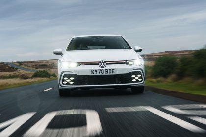 2021 Volkswagen Golf ( VIII ) GTI - UK version 2
