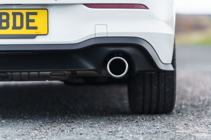 2021 Volkswagen Golf ( VIII ) GTI - UK version 49