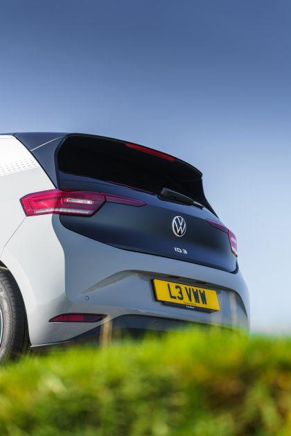 2020 Volkswagen ID.3 1st Edition - UK version 82