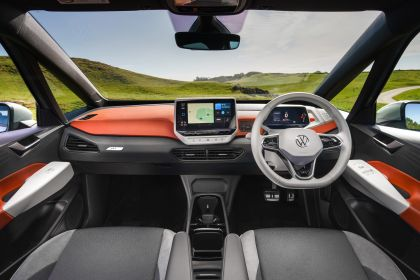 2020 Volkswagen ID.3 1st Edition - UK version 112
