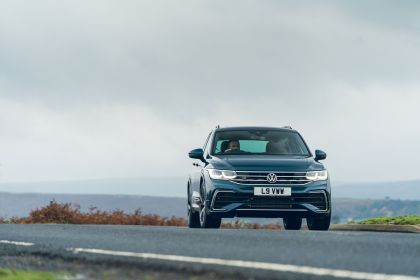 2021 Volkswagen Tiguan R-Line - UK version 6