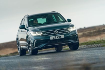 2021 Volkswagen Tiguan R-Line - UK version 11
