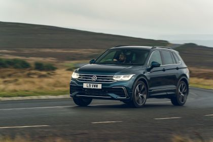 2021 Volkswagen Tiguan R-Line - UK version 16