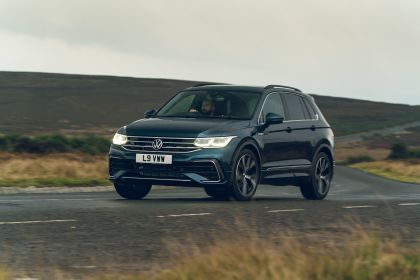 2021 Volkswagen Tiguan R-Line - UK version 17