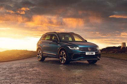 2021 Volkswagen Tiguan R-Line - UK version 26