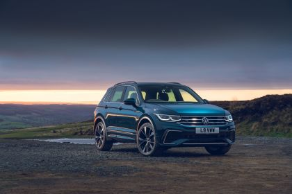 2021 Volkswagen Tiguan R-Line - UK version 39