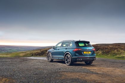 2021 Volkswagen Tiguan R-Line - UK version 41