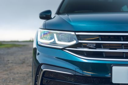 2021 Volkswagen Tiguan R-Line - UK version 48
