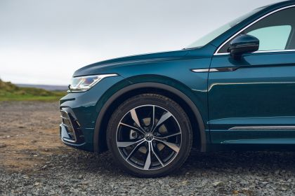 2021 Volkswagen Tiguan R-Line - UK version 54