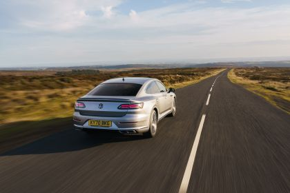 2021 Volkswagen Arteon - UK version 26