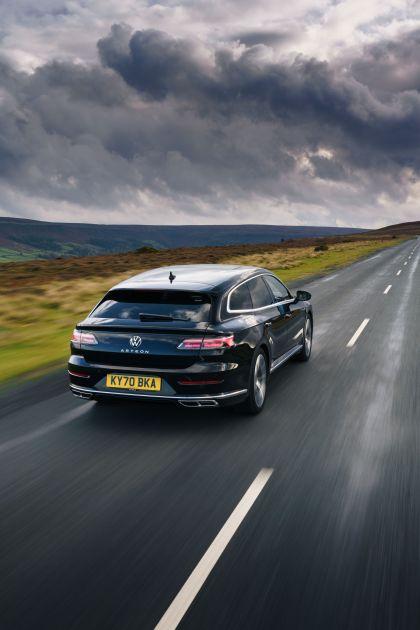 2021 Volkswagen Arteon Shooting Brake - UK version 15
