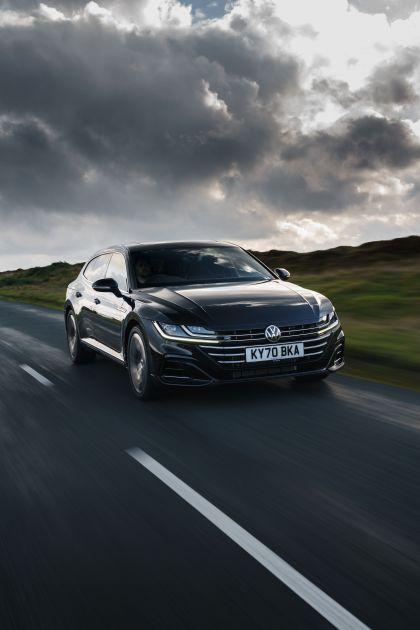 2021 Volkswagen Arteon Shooting Brake - UK version 21