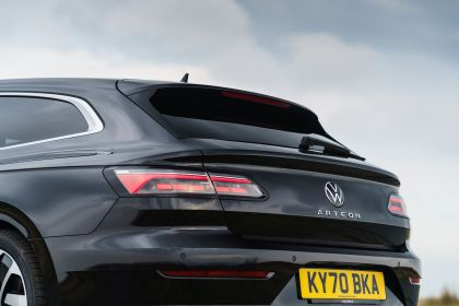 2021 Volkswagen Arteon Shooting Brake - UK version 51