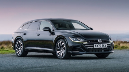 2021 Volkswagen Arteon Shooting Brake - UK version 3
