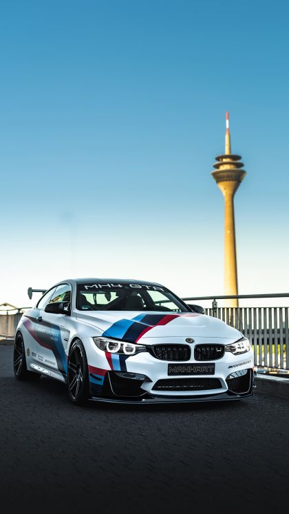 2020 Manhart MH4 GTR ( based on BMW M4 DTM Champion Edition ) 2