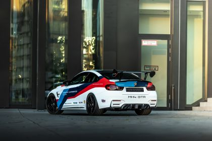 2020 Manhart MH4 GTR ( based on BMW M4 DTM Champion Edition ) 3