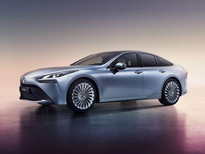 2021 Toyota Mirai 1