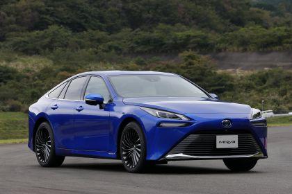 2021 Toyota Mirai 7