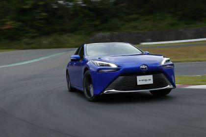 2021 Toyota Mirai 9