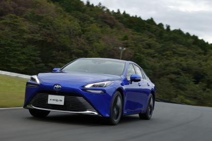 2021 Toyota Mirai 11