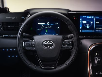 2021 Toyota Mirai 16