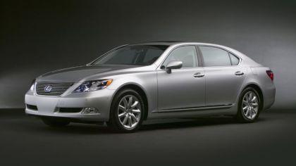2008 Lexus LS600h L 4