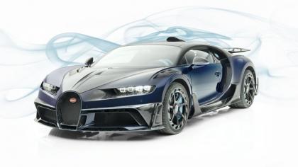 2020 Mansory Centuria ( based on 2016 Bugatti Chiron ) 6