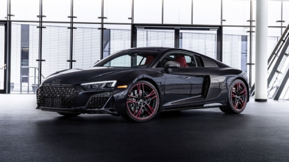 2021 Audi R8 RWD Panther Edition 1
