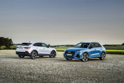 2021 Audi Q3 45 TFSI e 7