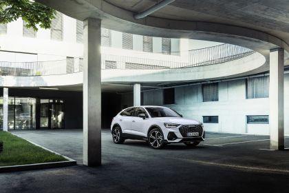 2021 Audi Q3 Sportback 45 TFSI e 7