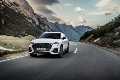2021 Audi Q3 Sportback 45 TFSI e 20