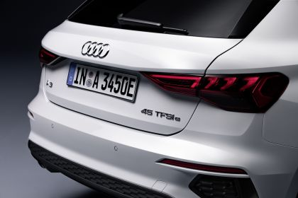 2021 Audi A3 Sportback 45 TFSI e 9