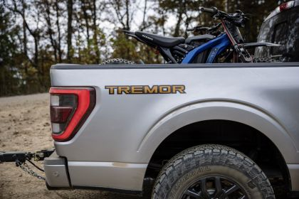 2021 Ford F-150 Tremor 13