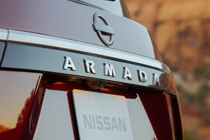2021 Nissan Armada 18