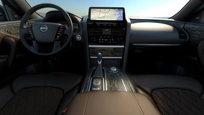 2021 Nissan Armada 26
